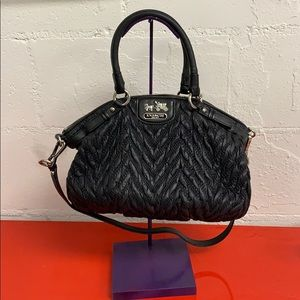 Coach 70th Anniversary Limited Edition Madison Bag